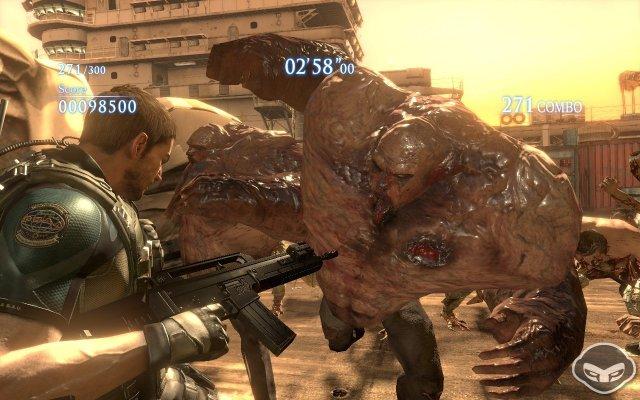 Resident Evil 6 immagine 76091