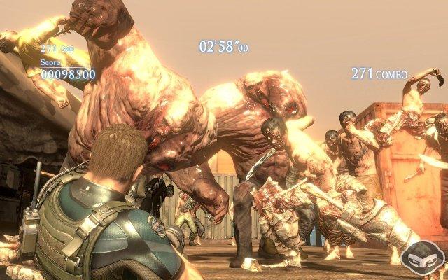 Resident Evil 6 immagine 76092