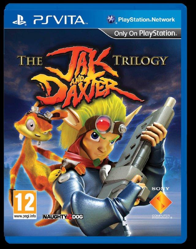 The Jak & Daxter Trilogy immagine 85371