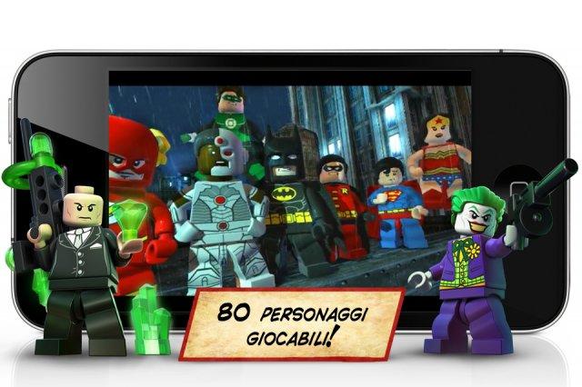 LEGO Batman 2: DC Superheroes immagine 79231