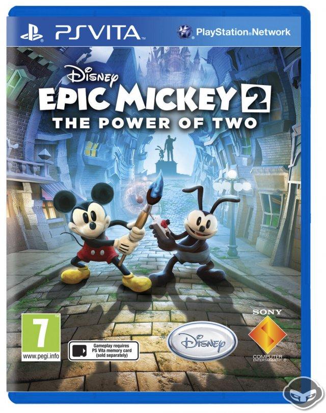 Disney Epic Mickey 2: L'Avventura di Topolino e Oswald immagine 76317