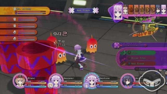Hyperdimension Neptunia Victory immagine 72688