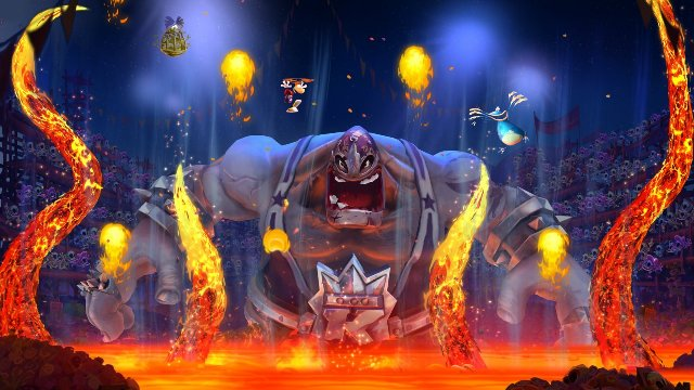 Rayman Legends immagine 87631