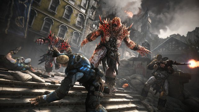 Gears of War: Judgment - Immagine 85314