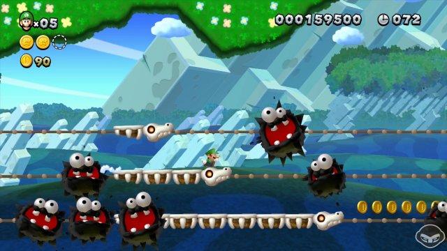 New Super Mario Bros. U immagine 73789