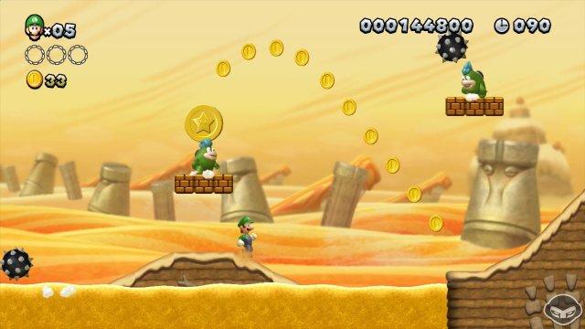 New Super Mario Bros. U immagine 73791