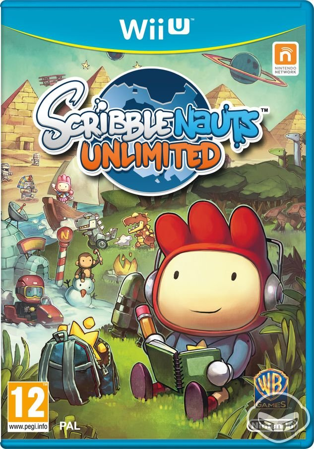 Scribblenauts Unlimited immagine 71154