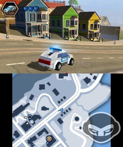LEGO City Undercover immagine 76326
