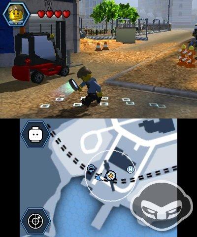 LEGO City Undercover immagine 76327