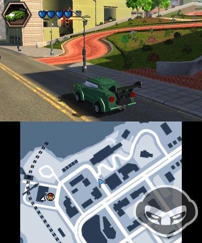 LEGO City Undercover immagine 76328