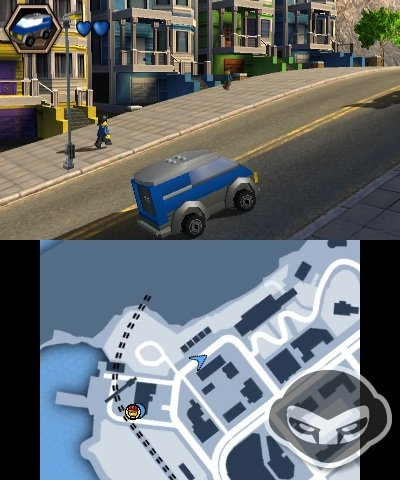 LEGO City Undercover immagine 76329