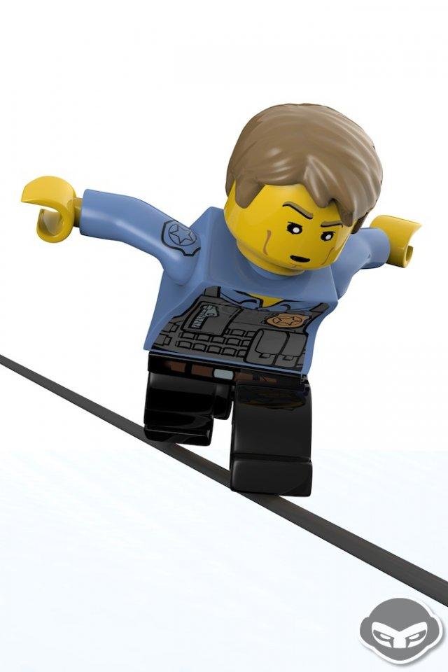 LEGO City Undercover immagine 76330