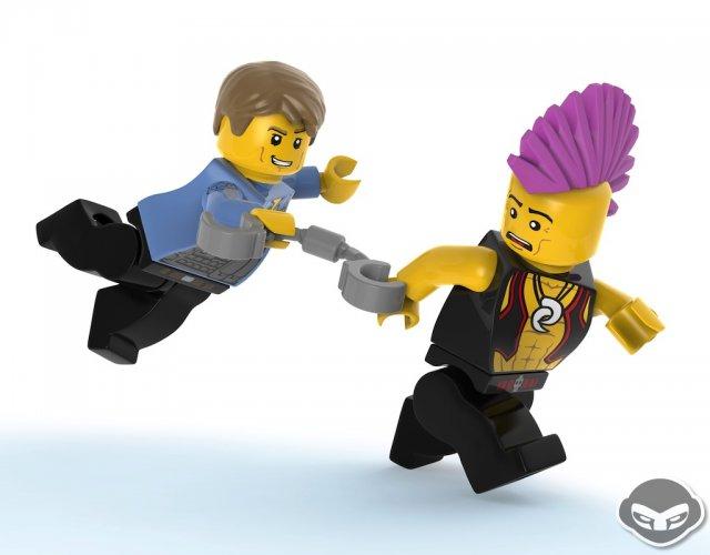 LEGO City Undercover immagine 76331
