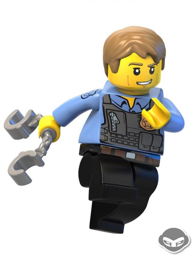 LEGO City Undercover immagine 76332