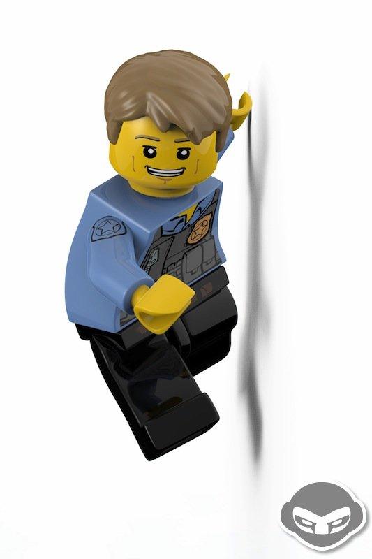 LEGO City Undercover immagine 76333