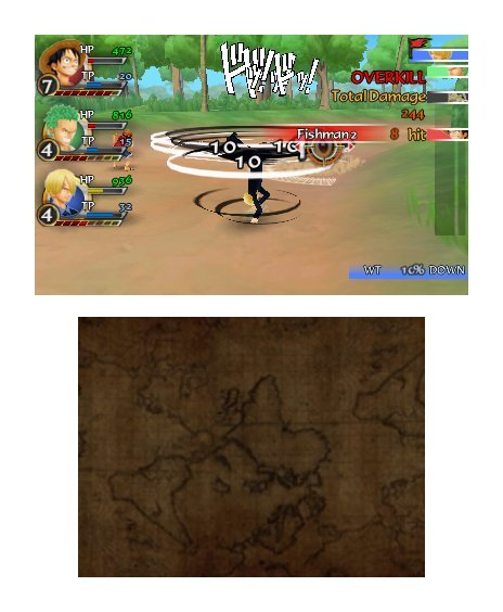 One Piece Romance Dawn - Immagine 93227