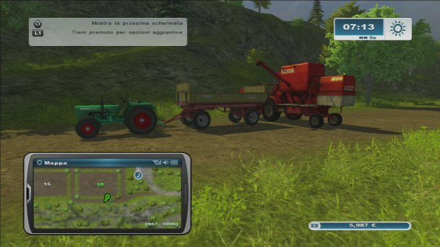 Farming simulator 2013 immagine 92597