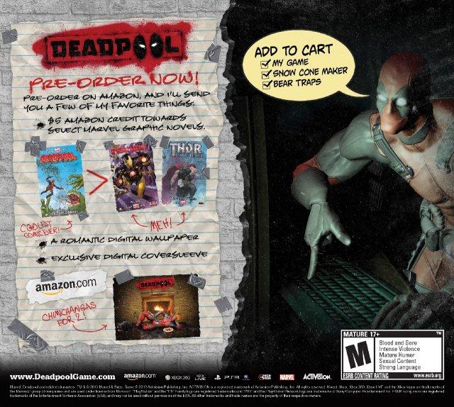 Deadpool immagine 78738