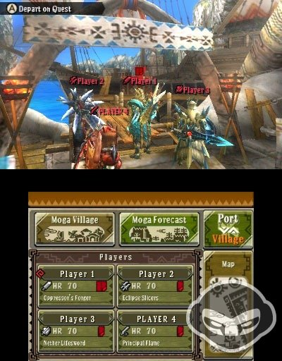 Monster Hunter 3 Ultimate - Immagine 71664