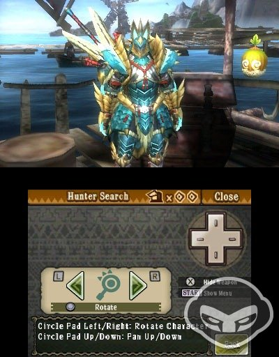 Monster Hunter 3 Ultimate - Immagine 71669
