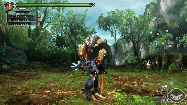 Monster Hunter 3 Ultimate immagine 71678