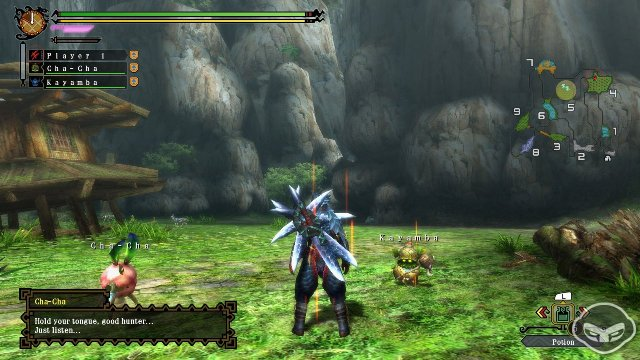 Monster Hunter 3 Ultimate immagine 71679
