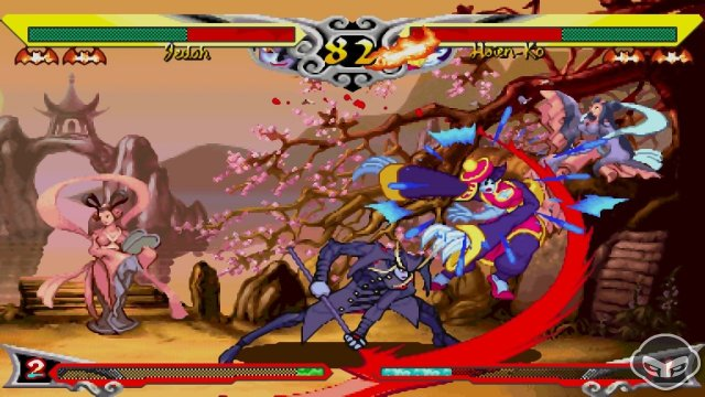 Darkstalkers Resurrection immagine 73684