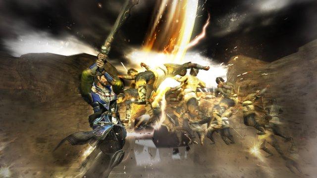 Dynasty Warriors 8 immagine 79440