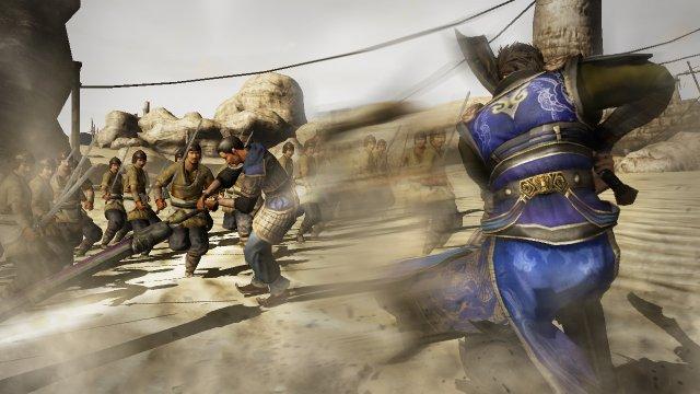 Dynasty Warriors 8 immagine 79446