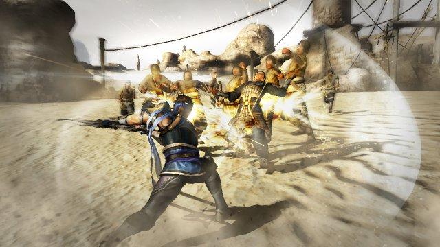 Dynasty Warriors 8 immagine 79450