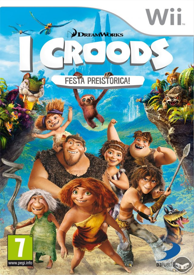 I Croods: Festa Preistorica! immagine 74076