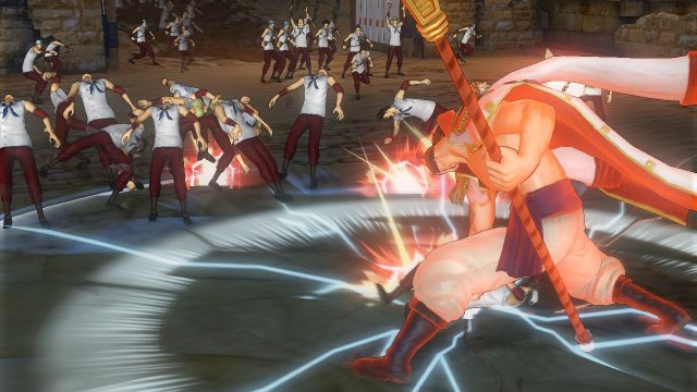 One Piece: Pirate Warriors 2 immagine 86718