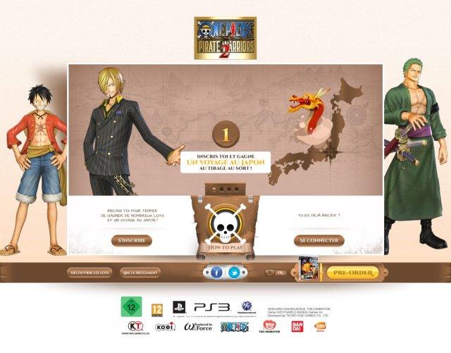 One Piece: Pirate Warriors 2 immagine 86726