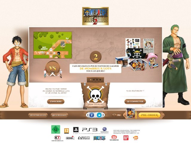 One Piece: Pirate Warriors 2 immagine 86728