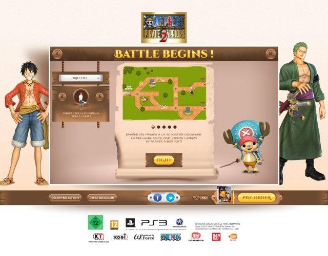 One Piece: Pirate Warriors 2 immagine 86730