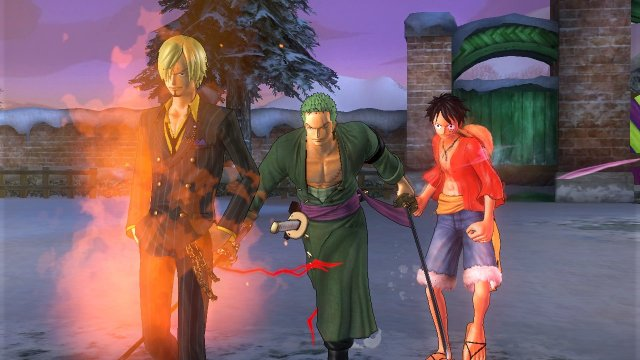 One Piece: Pirate Warriors 2 immagine 98973