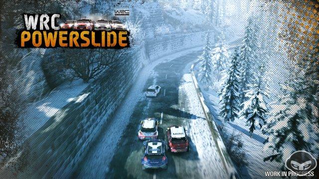 WRC Powerslide immagine 73040