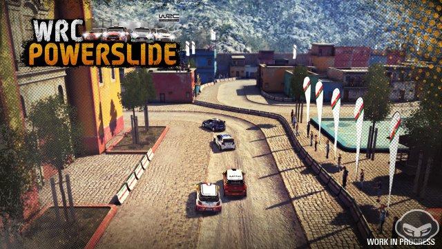 WRC Powerslide immagine 73057