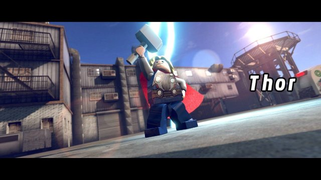 LEGO Marvel Super Heroes immagine 99653
