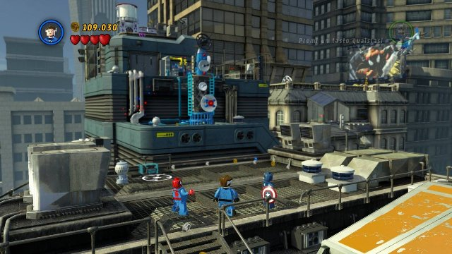 LEGO Marvel Super Heroes immagine 99658