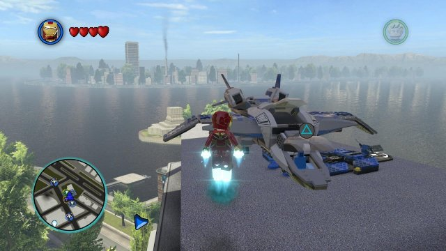 LEGO Marvel Super Heroes - Immagine 99661