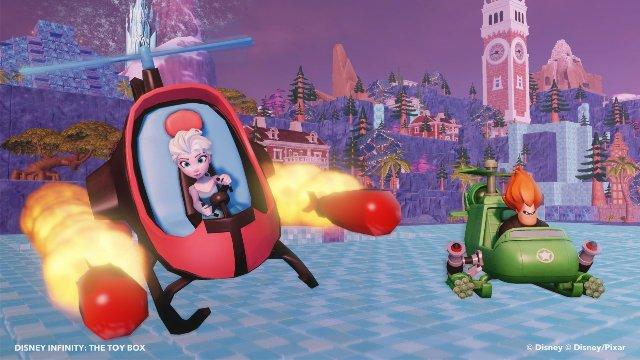 Disney Infinity immagine 98617