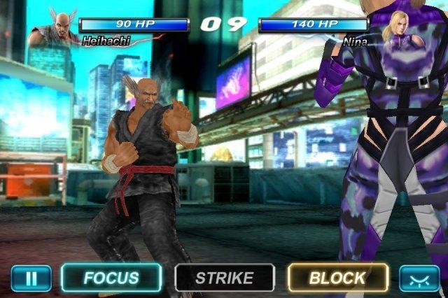 Tekken Card Tournament immagine 90725