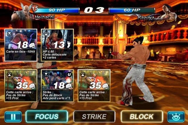 Tekken Card Tournament immagine 90731
