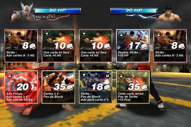 Tekken Card Tournament immagine 90737