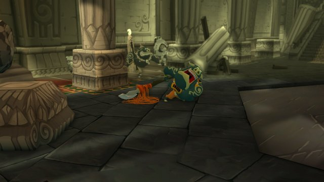 The Legend of Zelda: The Wind Waker HD immagine 91335