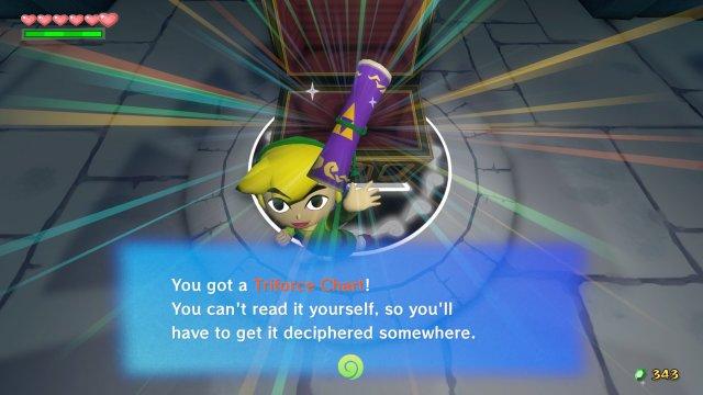 The Legend of Zelda: The Wind Waker HD immagine 91336