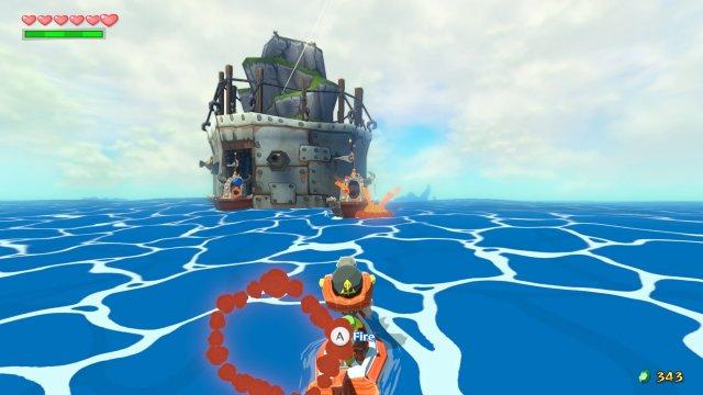 The Legend of Zelda: The Wind Waker HD immagine 91341