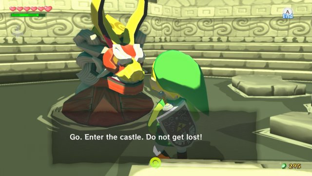 The Legend of Zelda: The Wind Waker HD immagine 91342