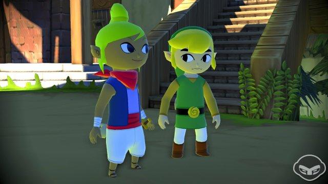 The Legend of Zelda: The Wind Waker HD - Immagine 71963
